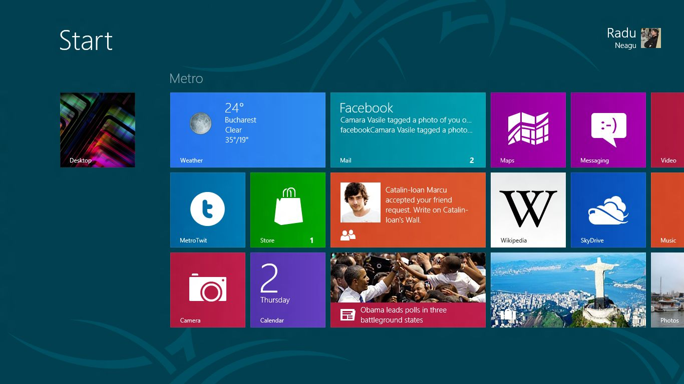 "Windows 8 ajunge in ""semifinale"", a fost lansata varianta RTM"