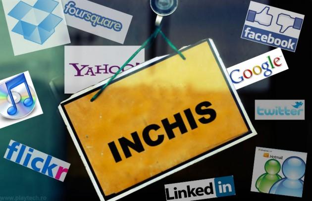 Cum sa-ti stergi sau inchizi conturile online unul dupa altul
