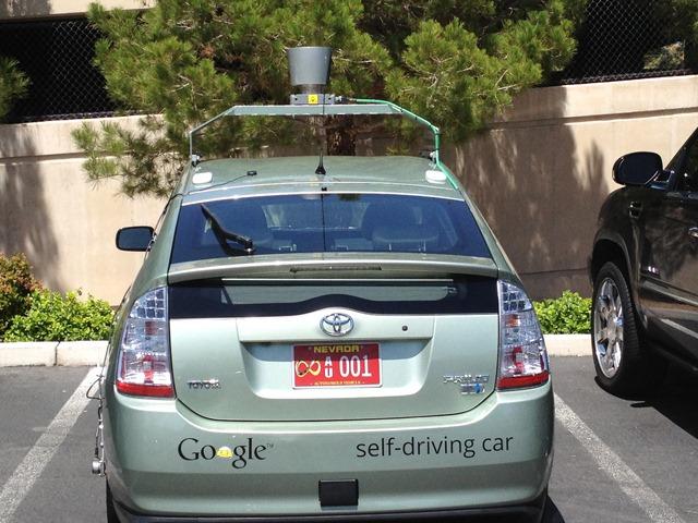 Masinile Google fac si mai multi kilometri fara sofer