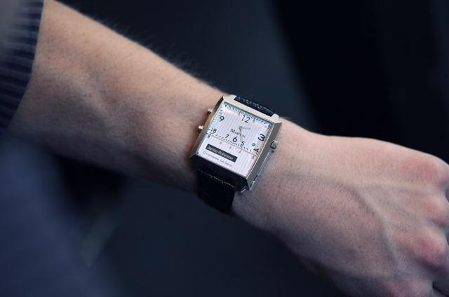 Ceasuri martiene au ajuns pe Kickstarter