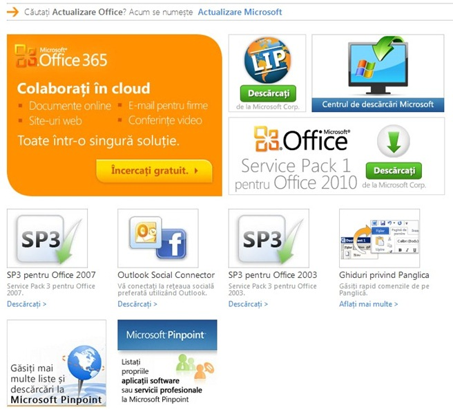 Microsoft Office Store 2013
