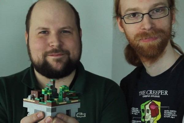 Dupa Valve si Blizzard, si creatorul Minecraft e suparat pe Windows 8