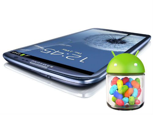 Samsung Galaxy S III primeste Jelly Bean in teste [+VIDEO]