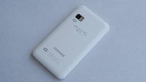 Samsung Galaxy WiFi 5.0 (Camera Foto