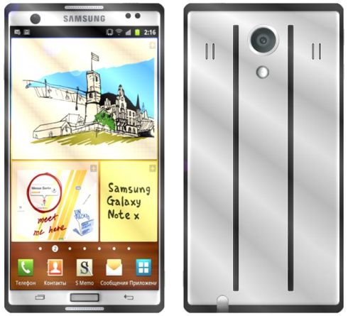 Samsung Galaxy Note 2 a fost confirmat oficial