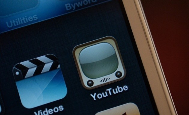 Apple YouTube iOS 6