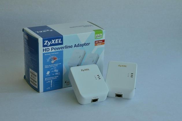 Zyxel Powerline Adapter (1)