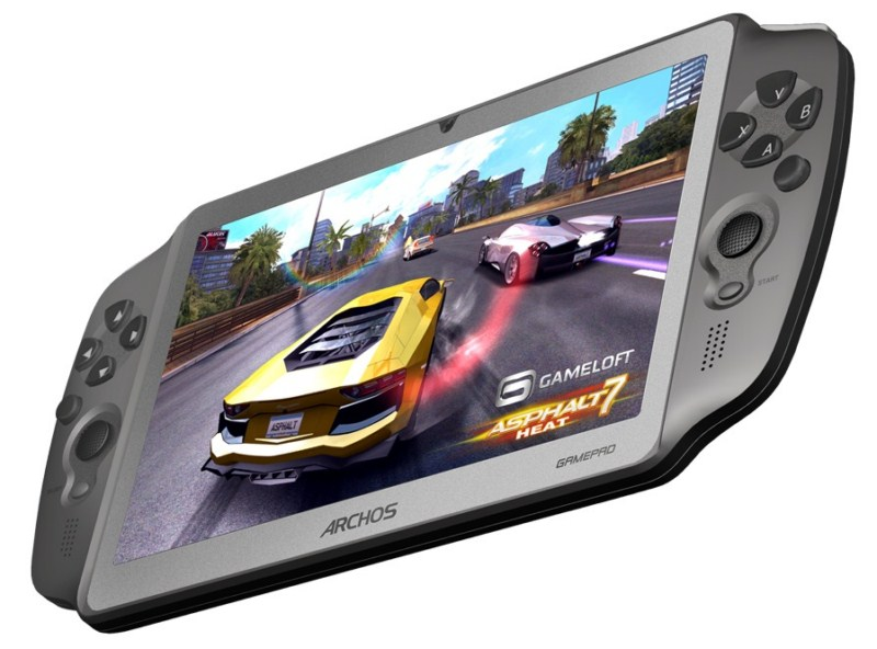 Archos GamePad – Gaming convenabil pe Android
