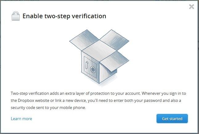 Dropbox vine cu schimbari majore de securitate