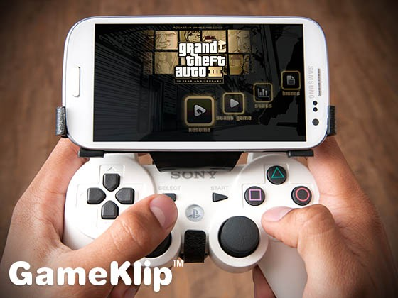 GameKlip revolutioneaza gamingul pe smartphone [+Video]