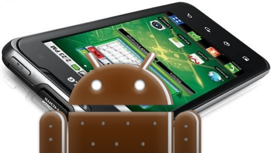 LG Optimus 2X primeste Ice Cream Sandwich, in Coreea