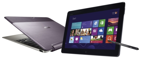 ASUS Vivo Tab – Noile tablete cu Windows 8