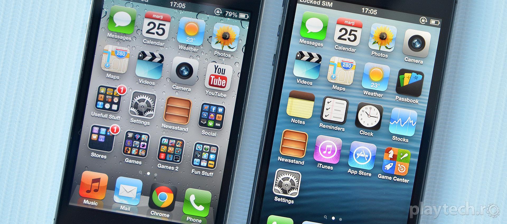 iPhone 5, acum si aici sub lupa Playtech