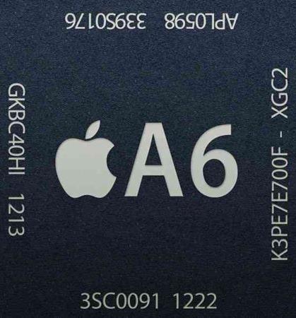 Detaliile SoC-ului A6 descifrate dintr-o poza