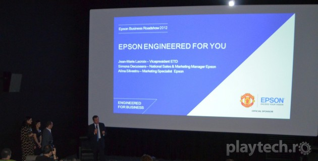 Lansare produse Epson