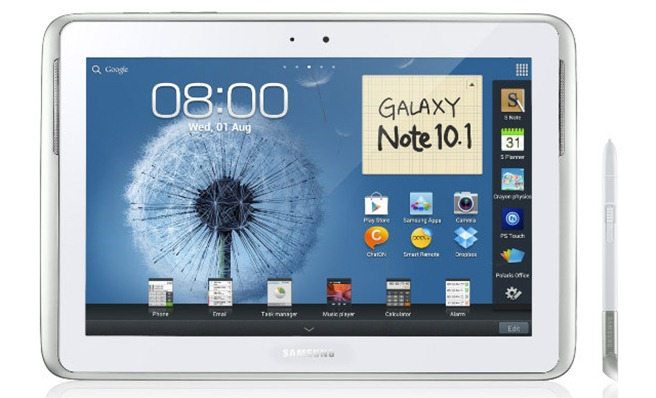 Gadget-uri de Top Samsung-Galaxy-Note-10.1-