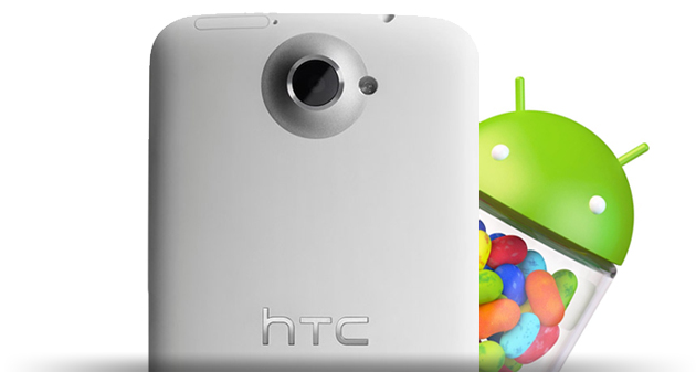 HTC One X primeste Jelly Bean