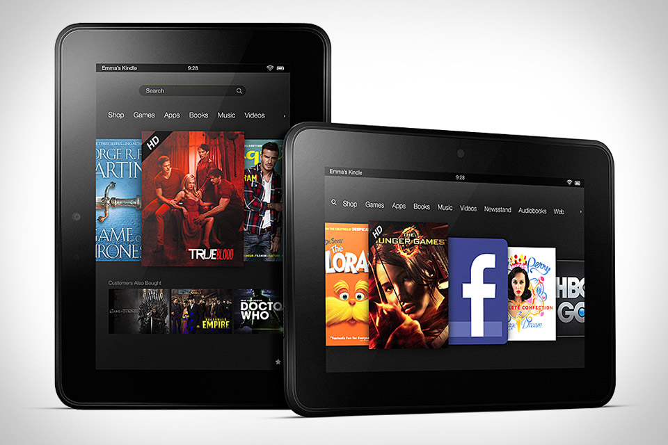 Amazon ofera optiunea de a scapa de reclame pe Kindle Fire HD