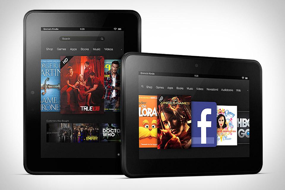 Amazon ofera optiunea de a scapa de reclame pe Kindle Fire HD