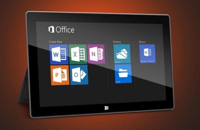 Microsoft permite upgrade-ul gratuit la noua versiune de Office 2013