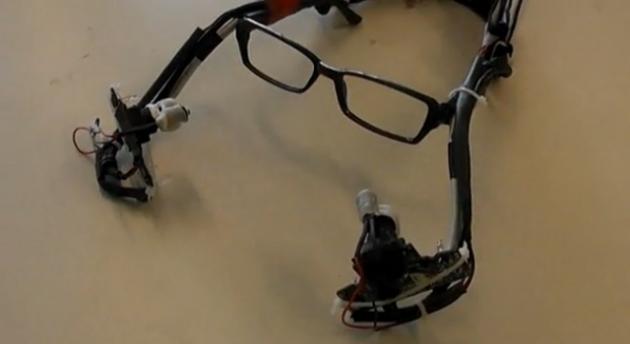 Ochelari detectare miscare oculara 2