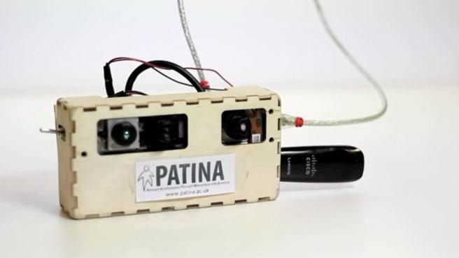 Patina Kinect