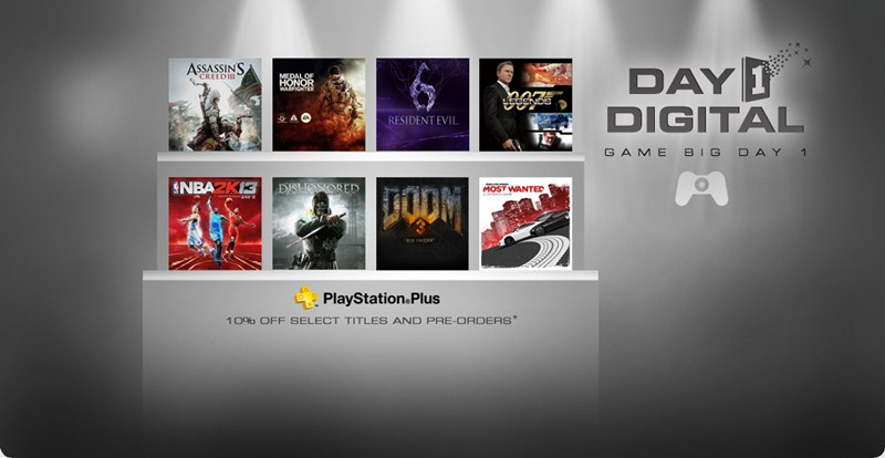 Sony detaliaza initiativele PS3 Essentials si Day 1 Digital pentru PSN