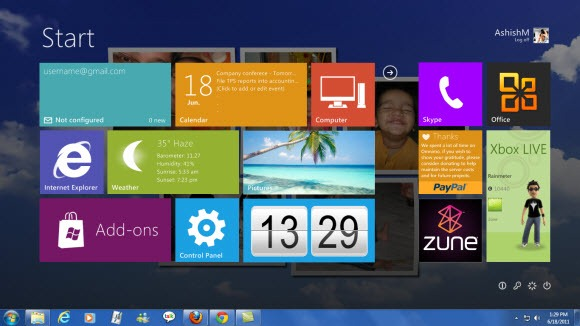 Windows 8 te invita la downgrade?