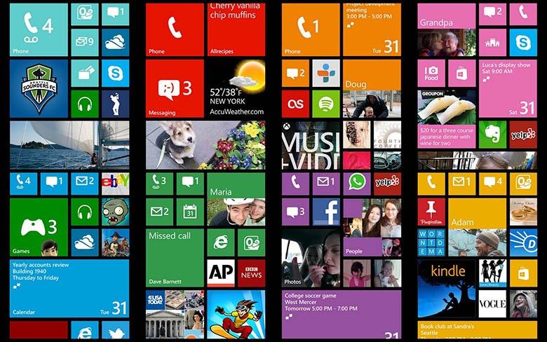 Microsoft a livrat Windows Phone 8 catre producatori