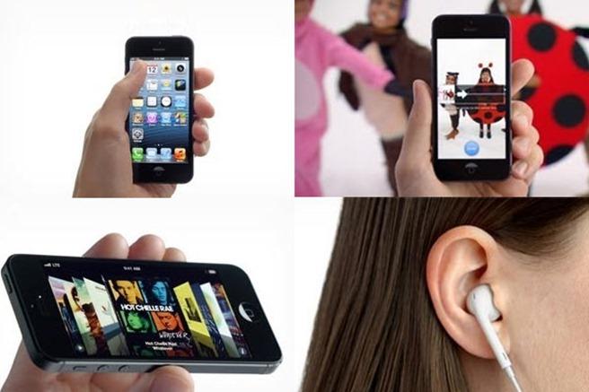 Apple a lansat primele reclame la iPhone 5