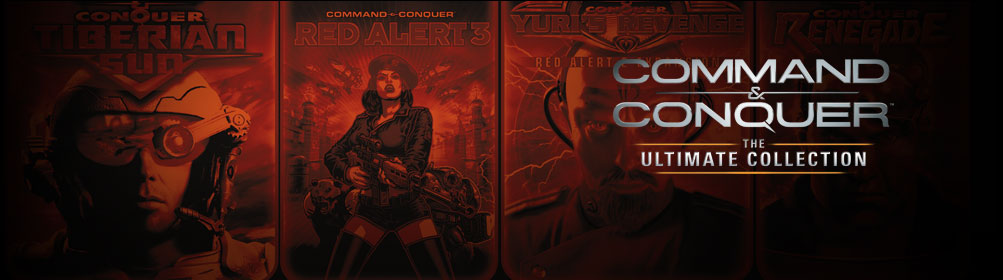 """Toate jocurile Command & Conquer vin la pachet in """"Ultimate Collection"""""""