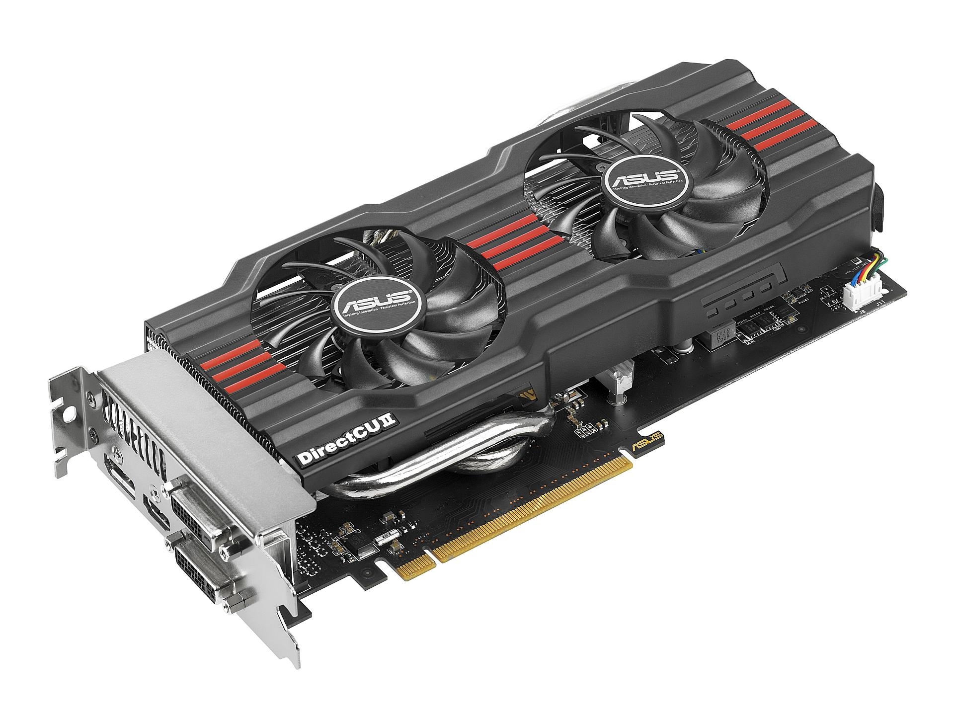 GeForce GTX660 si GTX650 in varianta ASUS