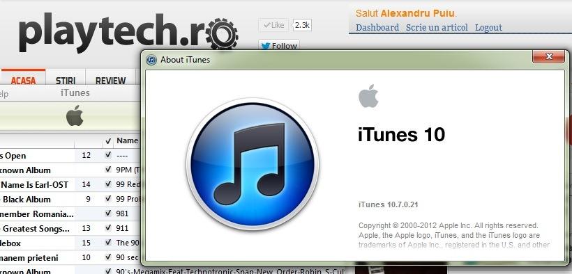Noul iTunes vine deja cu suport pentru iOS 6