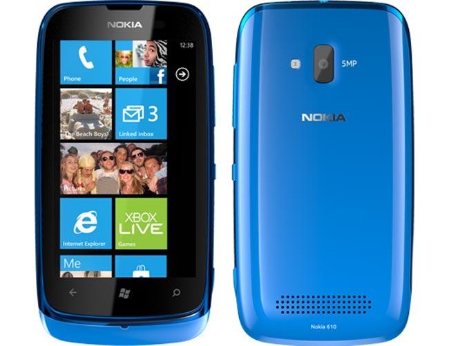 Nokia planuieste un urmasul lui Lumia 610