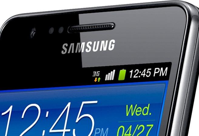 Samsung galaxy Bada