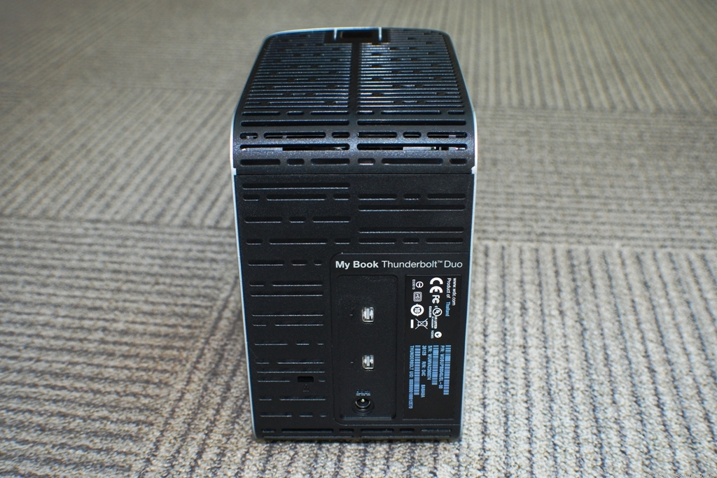 Western Digital e foarte incantat de Thunderbolt – lanseaza un alt drive de 8 TB