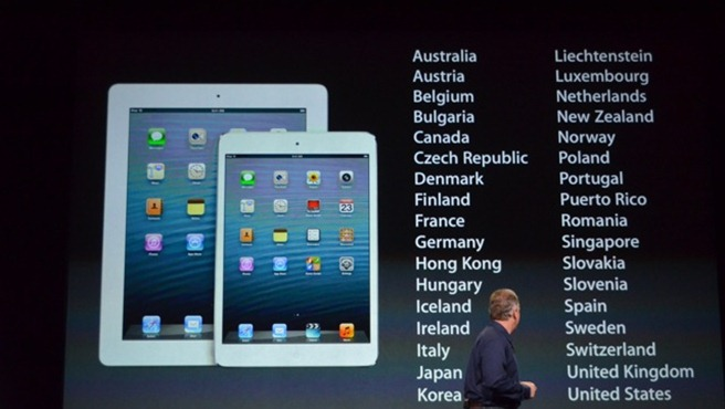 Apple Event iPad lansare