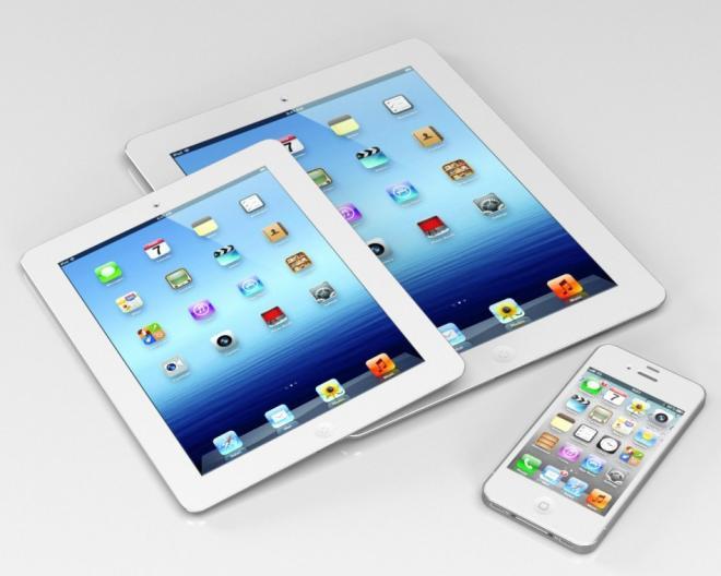 Apple pregateste lansarea iPad Mini