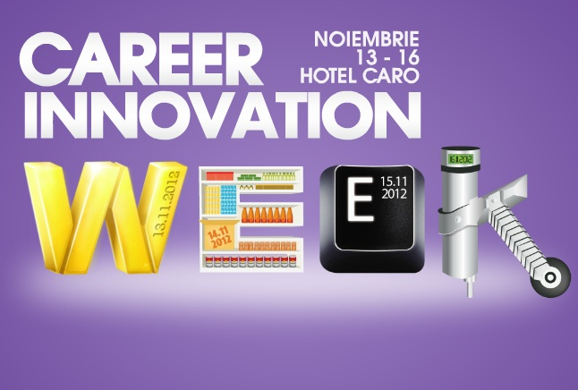 Career Innovation Week se pregateste de a doua editie