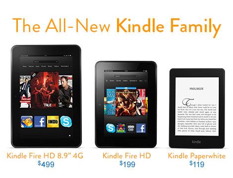 Dispozitive Kindle