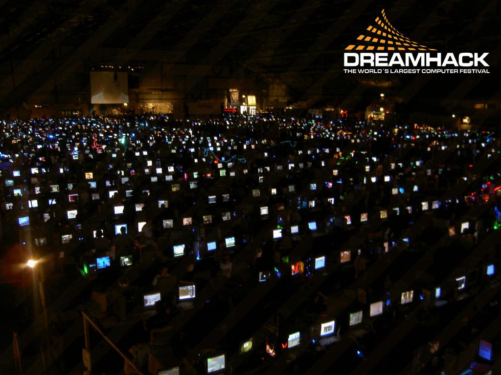 5 zile pana la DreamHack Bucuresti