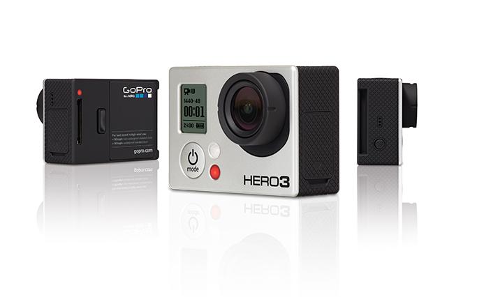 GoPro lanseaza Hero3