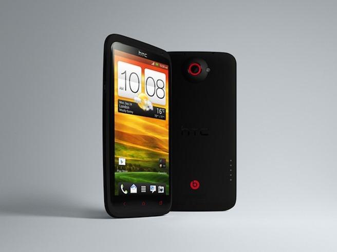 Smartphone Htc one x
