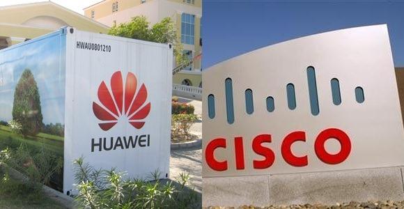 Cisco a cauzat o mare parte din scandalul cu Huawei si ZTE