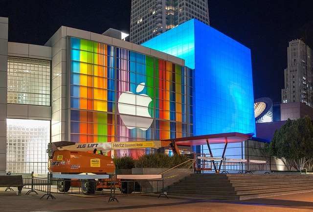Vrei sa vezi ce a lansat Apple ieri?