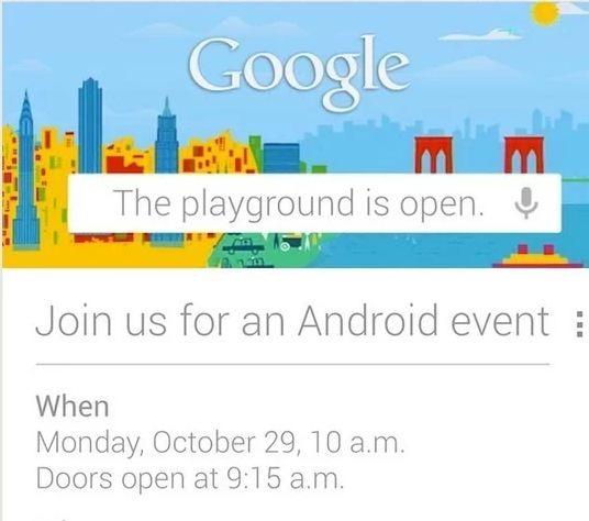 Google ne mai tine un pic in suspans