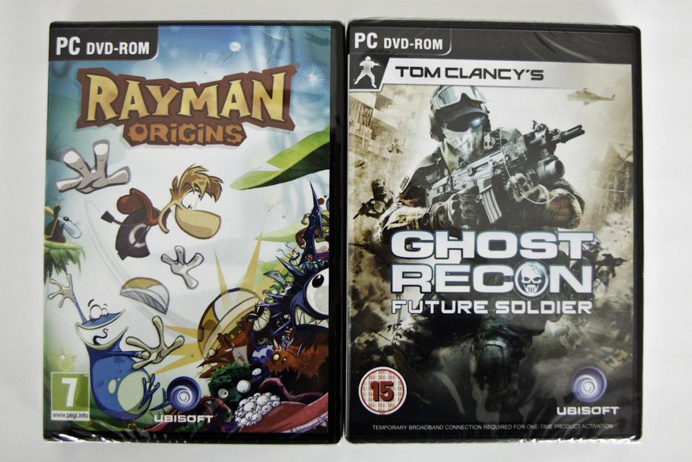 CONCURS: Asus pune la bataie 4 jocuri Ubisoft