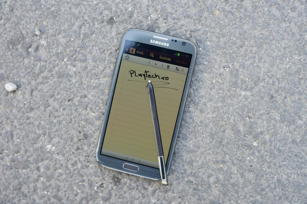 Samsung Galaxy Note 2 Review Playtech