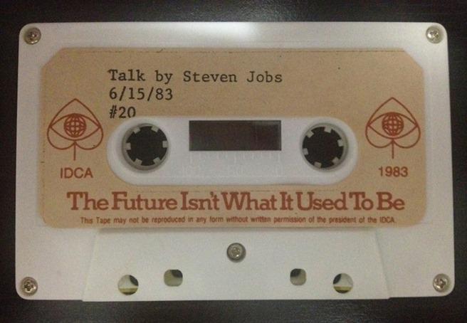Steve Jobs The Future