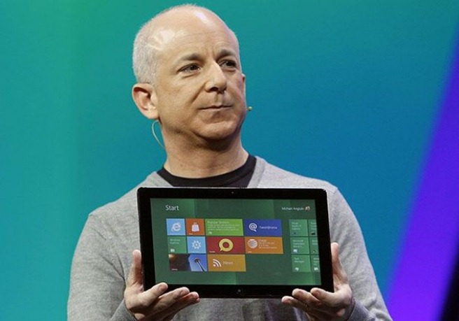 Steven Sinofsky iPad Windows 8 RT